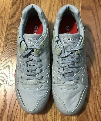 Reebok x ALIFE ERS 5000 Retro Grey Fashion Running Sneakers Shoes US Men 9  New 08ee6c0aeb