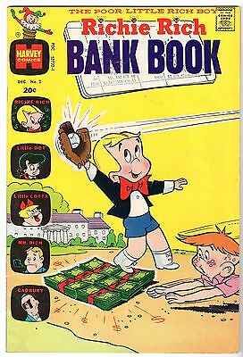 Richie Rich Bank Book #2, Fine - Very Fine Condition'