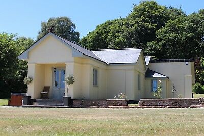 3 night half term break at Gorgeous holiday cottage near Exeter.