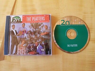 The Platters - The Christmas Collection
