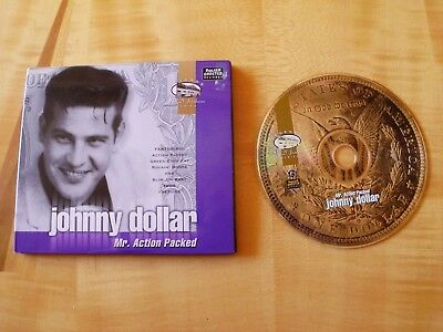 Johnny Dollar - Mr. Action Packed