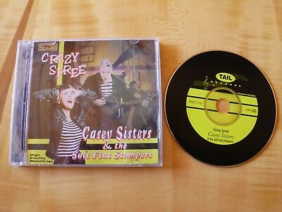 Casey Sisters & the Salt Flat Stompers - Crazy spree