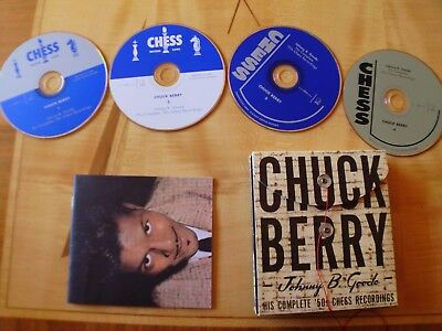 Chuck Berry - Johnny B. Goode (His complete 50s Chess Recordings)