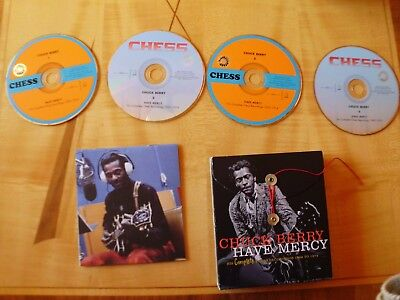 Chuck Berry - Have mercy (His complete Chess Recordings 1969-1974)