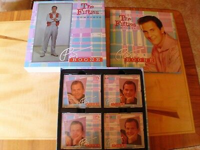 Pat Boone - The Fifties complete (12 CDs)