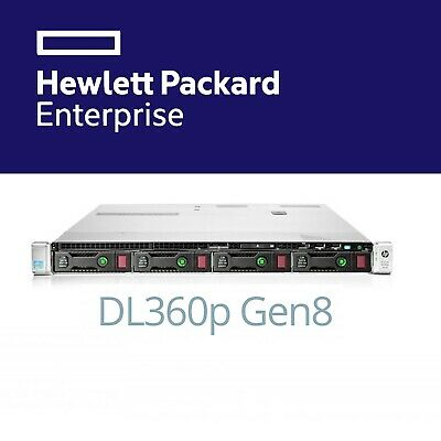 HPE PROLIANT DL380 Gen10 High Performance Server rack