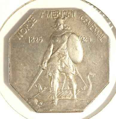 1925 Norse medal thin