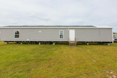 2018 NEW NATIONAL 3BR/2BA 14x72 936SF SINGLEWIDE MOBILE HOME Factory Direct