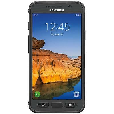 Samsung Galaxy S7 Active G891A Gray (GSM Unlocked AT&T / T-Mobile) Smartphone