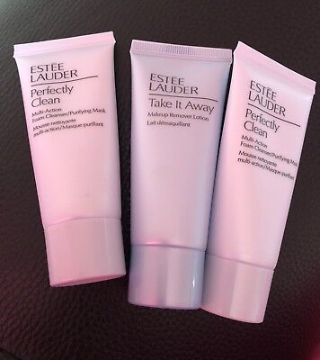 Estee Lauder Skincare - 2x Perfectly Clean & Take it Away Makeup Remover - NEW