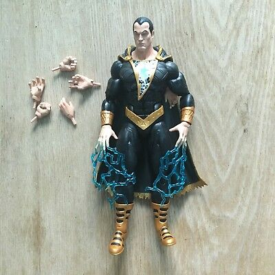 DC Icons Black Adam (Forever Evil) Comics Version Collectibles Loose Complete