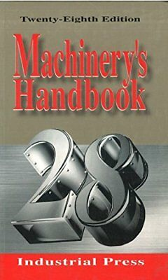 Machinery's Handbook Toolbox Edition by Oberg, Erik