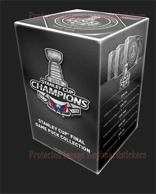 Vegas Golden Knights vs Washington Capitals 2018 Stanley Cup Final Game 1-5 Puck