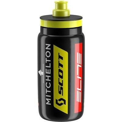 Elite Bidones Ciclismo Bidon Elite Fly Mitchelton-Scott 550 Ml