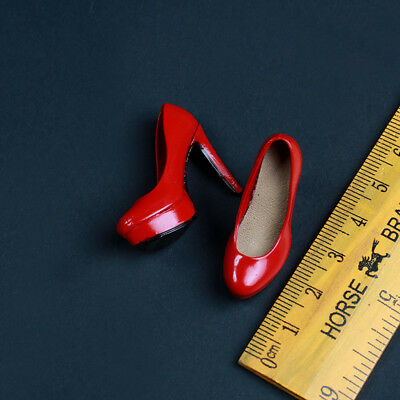 """1/6 Scale Sexy Female High Heels Shoes for 12"""" Phicen Action Figure Hot Toys"""