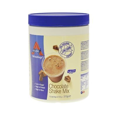 Atkins Advantage Chocolate Flav.Shake Mix 10 servings