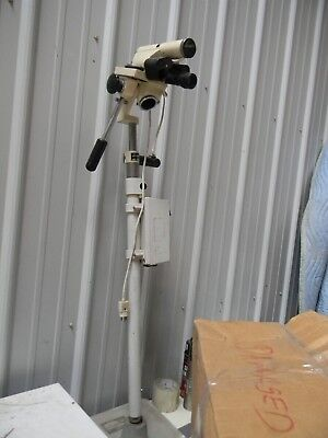 Leisegang TYPE G Microscope Surgical Colposcope w/Stand