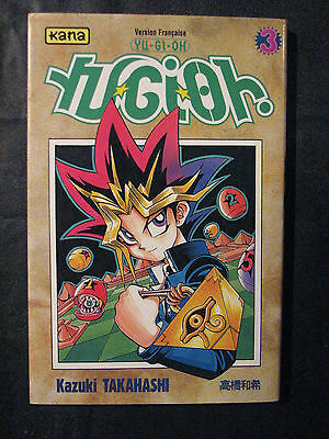 Yu-Gi-Oh! French Edition Vol 3 Pocketbook 1999
