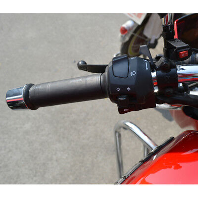 Motorcycle Heated Grip Pads Handlebars ATV Scooter Grips Heater