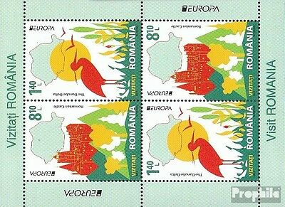 Romania Block529II (complete.issue.) unmounted mint / never hinged 2012 visits