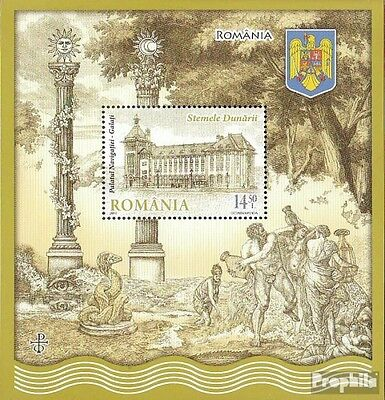 Romania Block480I (complete.issue.) unmounted mint / never hinged 2010 Donauanra