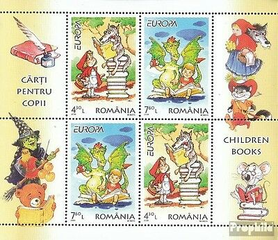 Romania Block467I (complete.issue.) unmounted mint / never hinged 2010 Europe: c