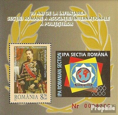 Romania Block390 (complete.issue.) unmounted mint / never hinged 2006 Polizeiver