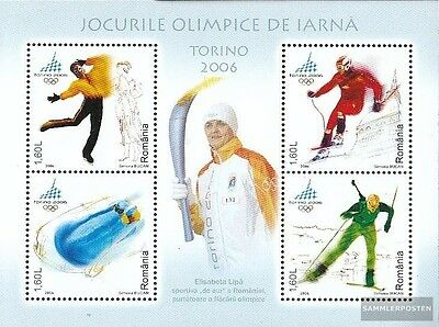Romania Block368 (complete.issue.) unmounted mint / never hinged 2006 Olympics W