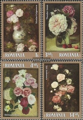 Romania 6762-6765 (complete.issue.) unmounted mint / never hinged 2013 Paintings