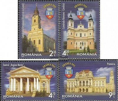 Romania 6740-6743 (complete.issue.) unmounted mint / never hinged 2013 Oradea