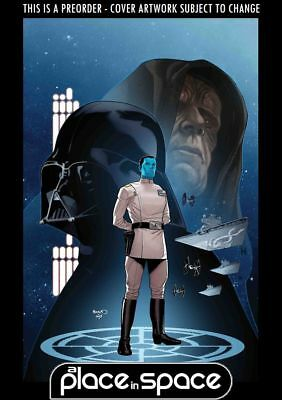 (Wk28) Star Wars: Thrawn #6A - Preorder 11Th Jul