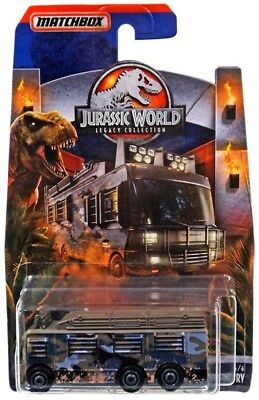 Jurassic World Legacy Collection Matchbox Fleetwood Southwind Rv / Target Excl.
