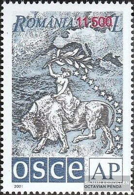 Romania 5578 (complete.issue.) unmounted mint / never hinged 2001 OSZE