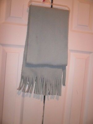 Scarf blue fleece scarf neck fashion scarf girls