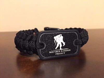 Wounded Warrior Project Bracelets