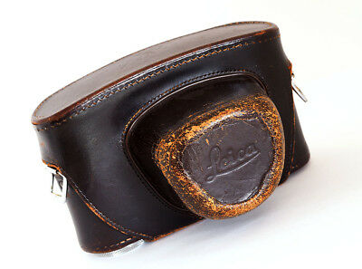 Leica Iiig Leather Case - Lovely!