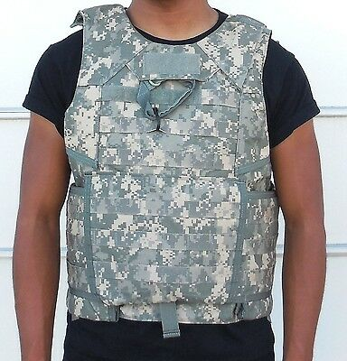 New Specialty Defense Quick Release Outer Tactical Vest Carrier (Medium Long)