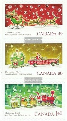 Canada 2223-2225 (complete.issue.) unmounted mint / never hinged 2004 christmas