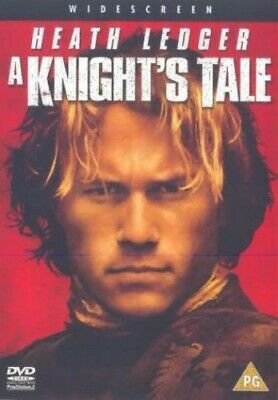 A Knight's Tale [DVD] [2001] - DVD  QLVG The Cheap Fast Free Post
