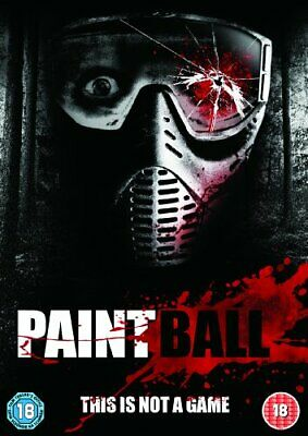 Paintball [DVD] - DVD  EWVG The Cheap Fast Free Post