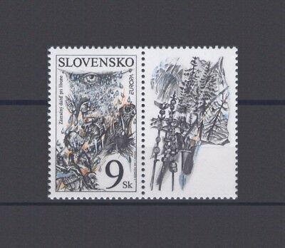 SLOVAKIA, EUROPA CEPT 1997, TALES & LEGENDS with LABELS, MNH