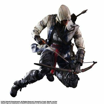 Assassin's Creed 3 Play Arts Kai Actionfigur Conner (Japan Import)