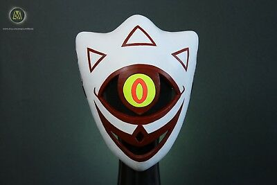 The Legend of Zelda Majora's Mask Mask of Truth Glowing Eye Cosplay Halloween