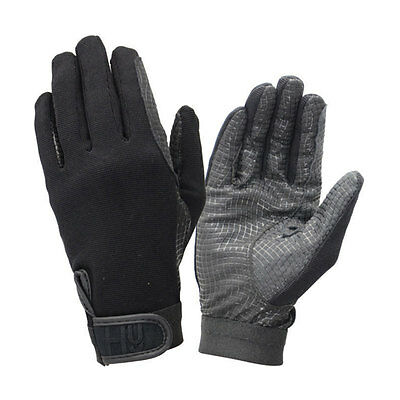 Hy5 Ultra Grip Riding Gloves Black Color Multi Size PR-11004