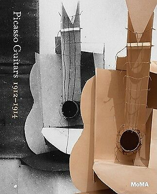 Picasso: Guitars 1912-1914 by Picasso, Pablo -Hcover