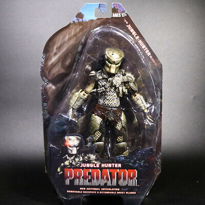 "NECA Jungle Hunter Predator 25th Anniversary 7"" Action Figure Predators Series 8"