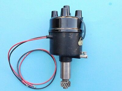 Wisconsin Distributor  w/ Coil  VH4D W4-1770 VG4D V465D Electronic Ignition