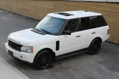 Land Rover Range Rover Supercharged 2008 Range Rover Supercharged 4.2L V8