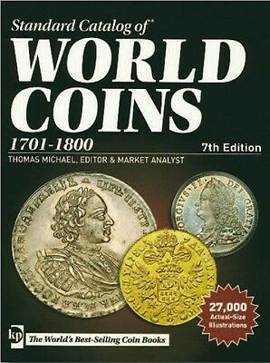 Standard Catalog of World Coins 1701-1800, 7. Auflage