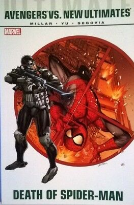 Ultimate Comics Avengers Vs. New Ultimates: Death of Spider-Man by Mark Millar